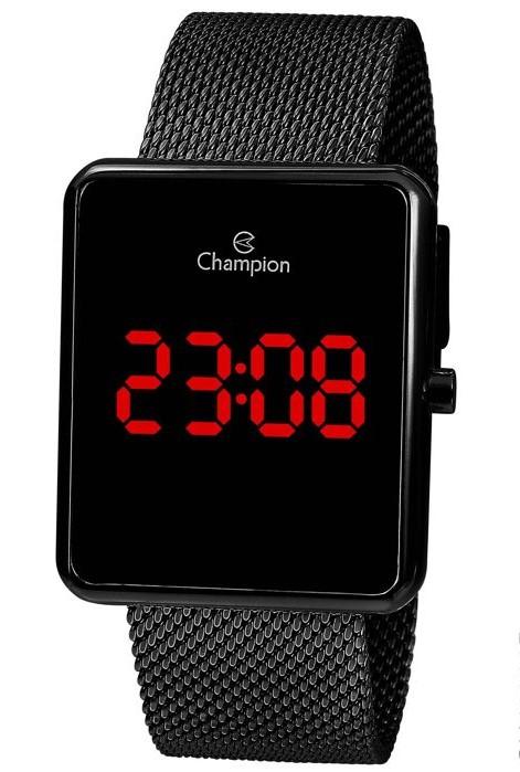 Relógio Champion Digital Preto CH40080C