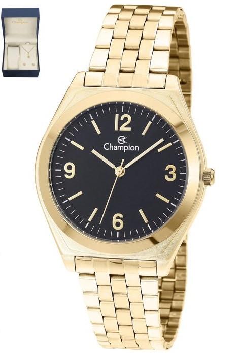 Relógio Champion Feminino Dourado CH22313K