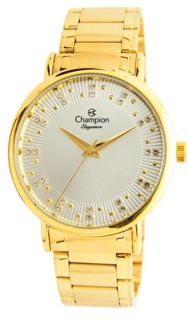 Relógio Champion Feminino Dourado CN25921H