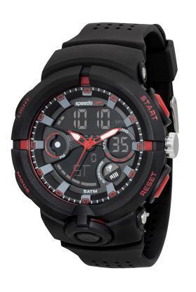 Relógio Speedo Masculino Esportivo Preto 81158G0EVNP2
