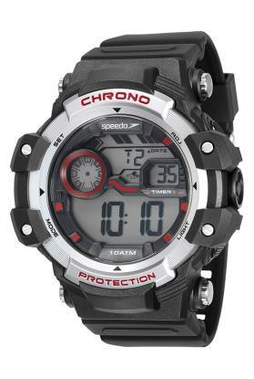 Relógio Speedo Masculino Esportivo Preto 11015G0EVNP1