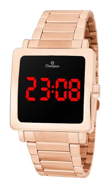 Relógio Digital Quadrado Champion CH40197Z