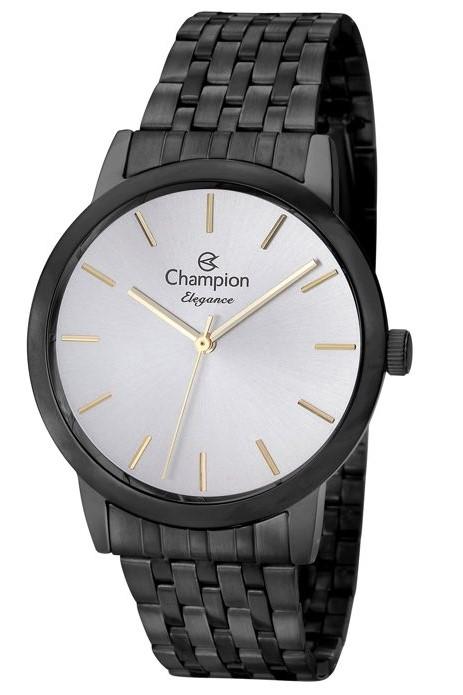 Relógio Champion Feminino Preto CN27732D