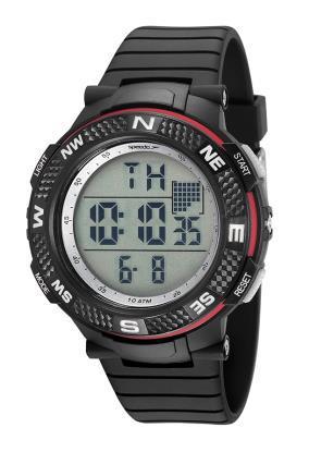 Relógio Speedo Masculino Esportivo Preto 81195G0EVNP2