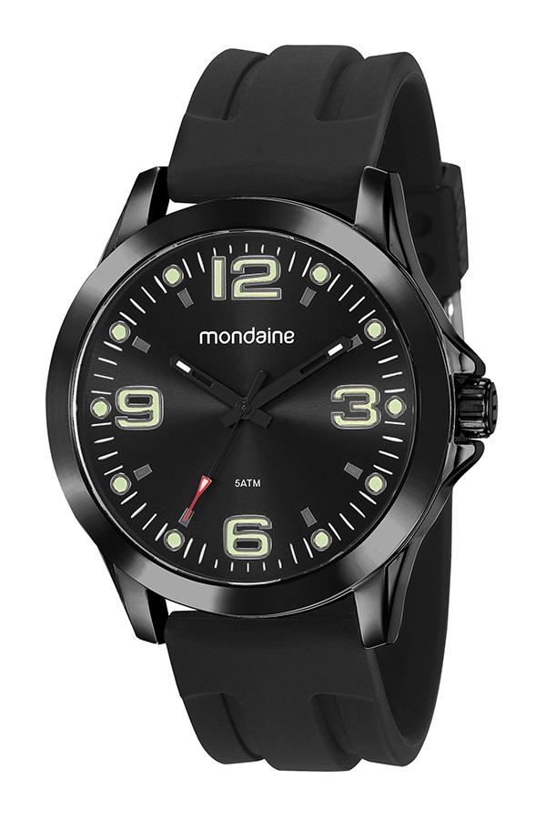 Relógio Mondaine Masculino Silicone 99414GPMVPI3