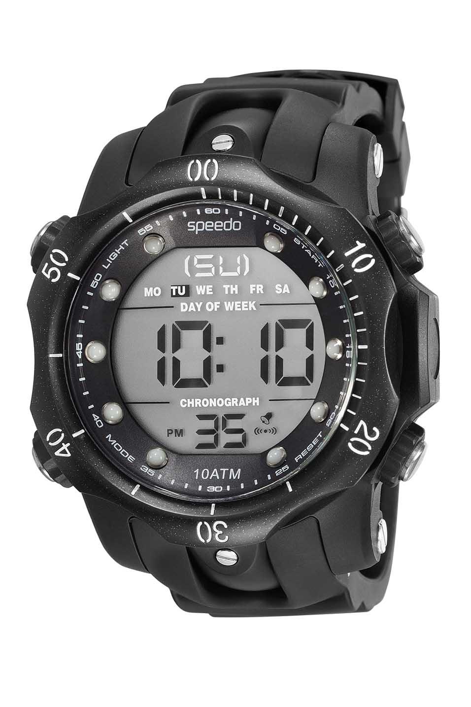 Relógio Speedo Masculino Esportivo Pretol 11005G0EVNP7