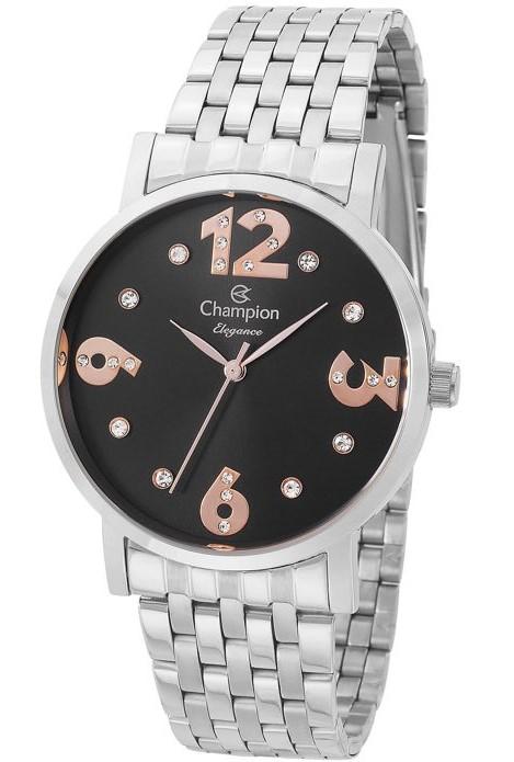 Relógio Champion Feminino Prata CN24262T