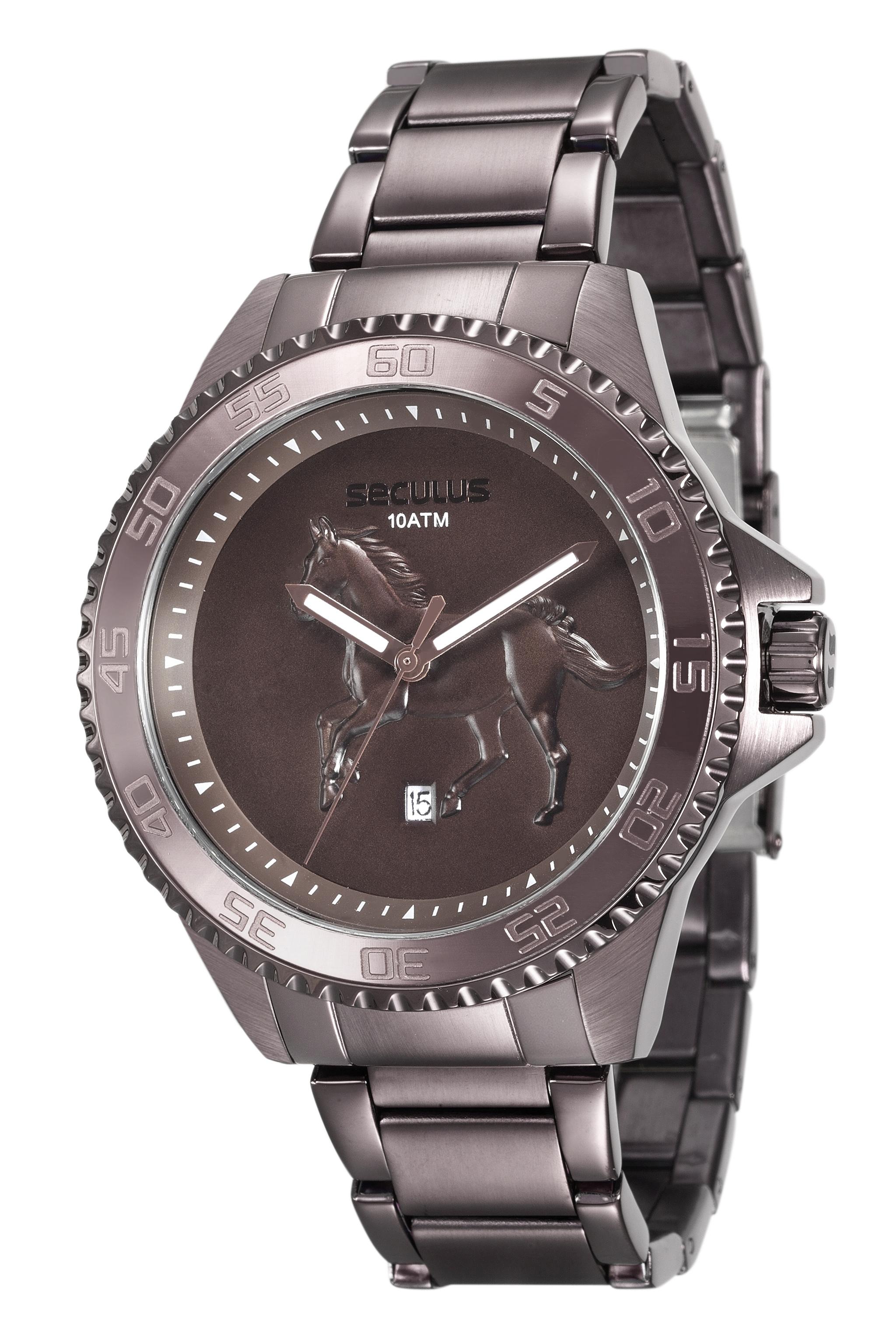 Relógio Seculus Country 20441GPSVMA1