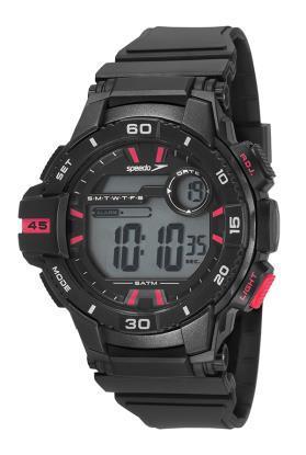 Relógio Speedo Masculino Esportivo Preto 11008G0EVNP2