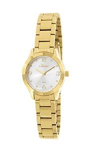 Relógio Condor Feminino Dourado CO2035KOZ/4K