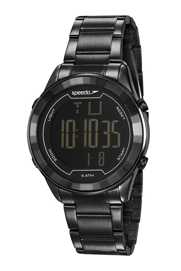Relógio Speedo Digital Preto 15010LPEVPE3