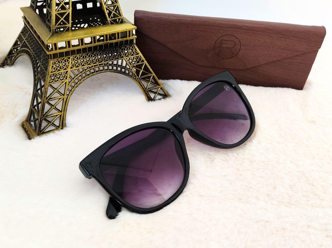 Óculos Solar Feminino RAFALU 29369 5517-145 C1