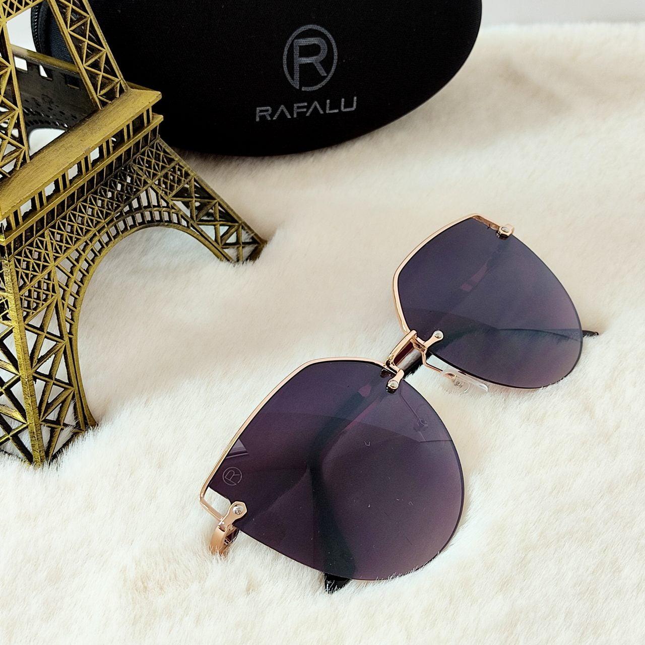 Óculos Solar Feminino Rafalu H02304 C2 (AVARIA)