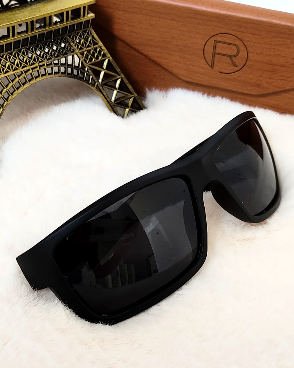 Óculos Solar Masculino RAFALU HP202015P C.1