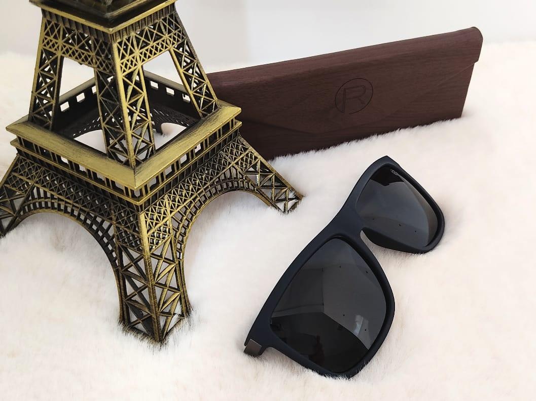 Óculos Solar Polarizado Masculino RAFALU 29310 58 16-135/2