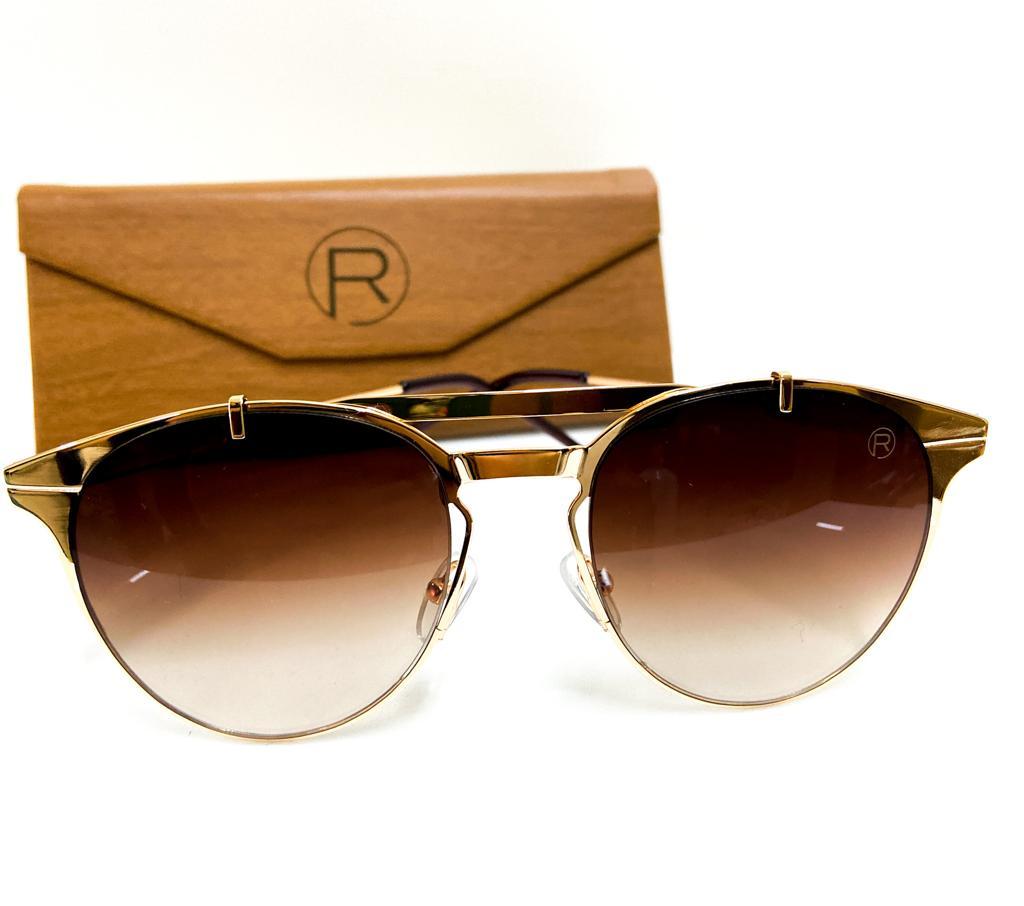 Óculos Solar Feminino Rafalu A023 R49-477