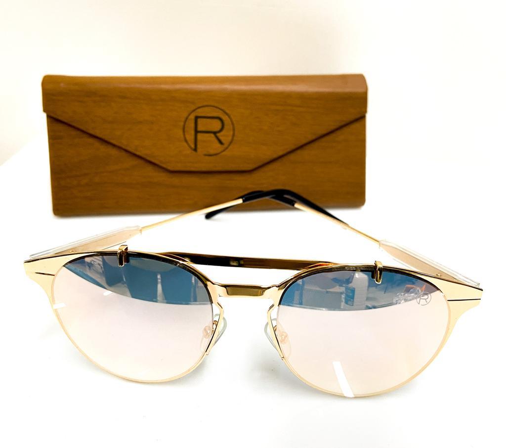 Óculos Solar Feminino Rafalu A023 R53-799