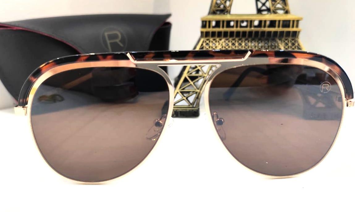 Óculos Solar Feminino Rafalu SLB0002M