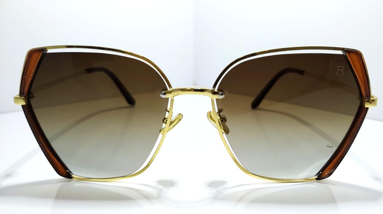 Óculos Solar Feminino Rafalu SLB0009M