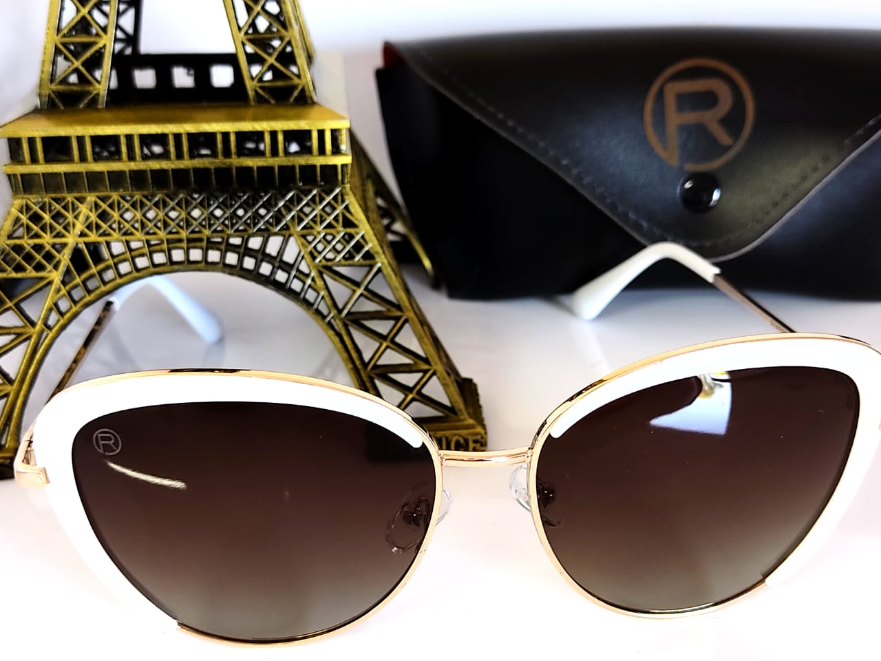 Óculos Solar Feminino Rafalu SLB0016B