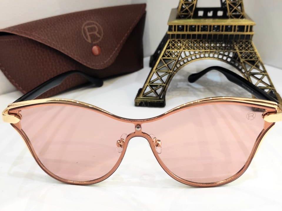 Óculos Solar Feminino Rafalu 27403 C4