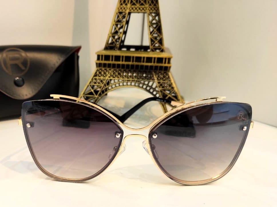Óculos Solar Feminino Rafalu SLB0030C