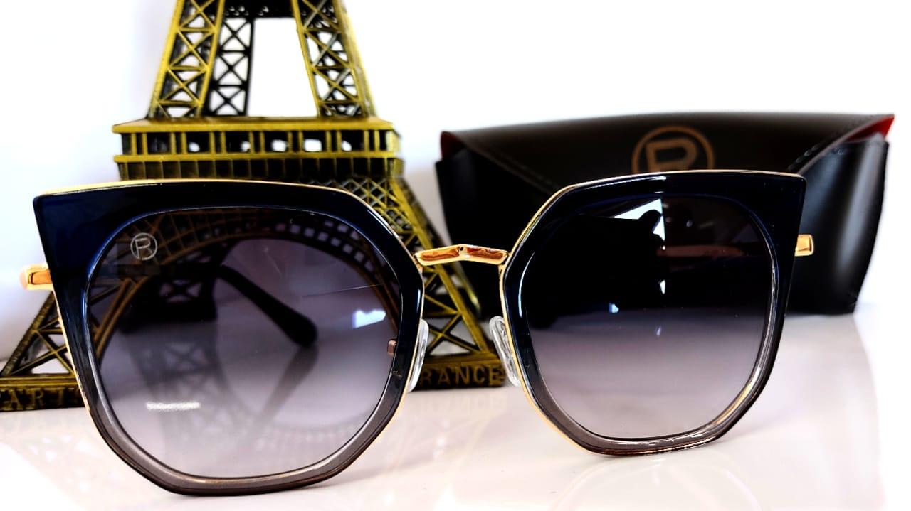 Óculos Solar Feminino Rafalu SLB0038A