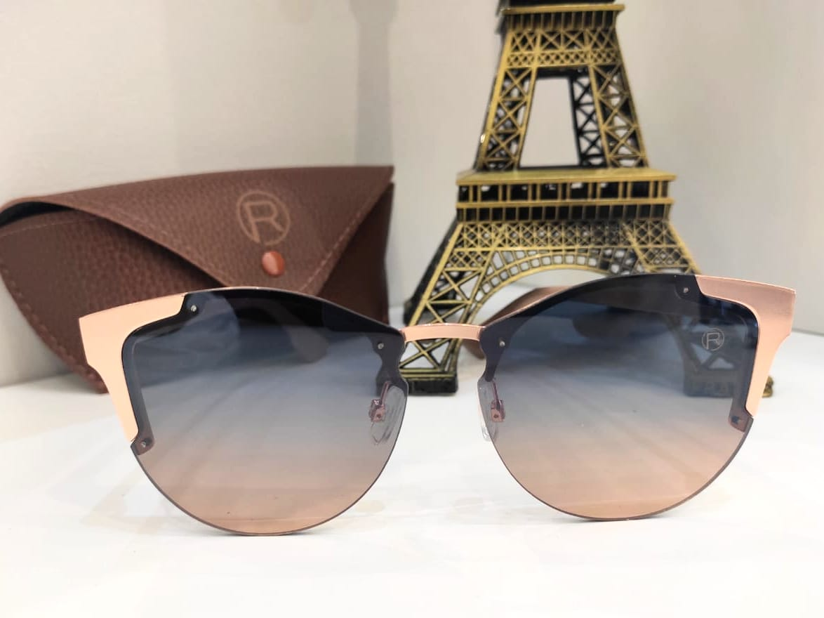 Óculos Solar Feminino Rafalu SLC0002A
