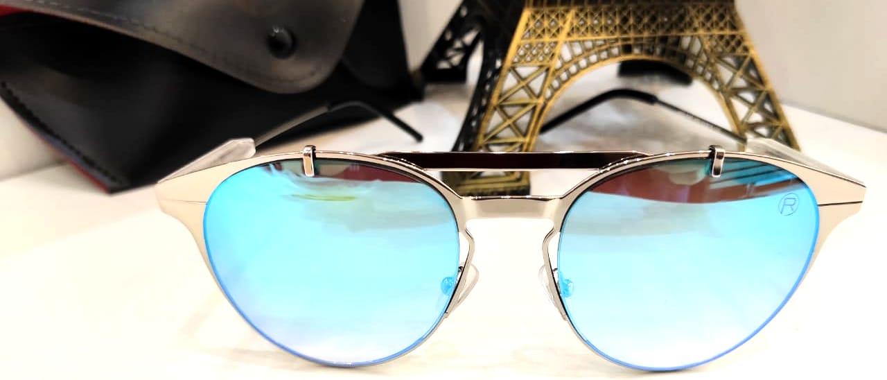 Óculos Solar Feminino Rafalu A023 R47-800