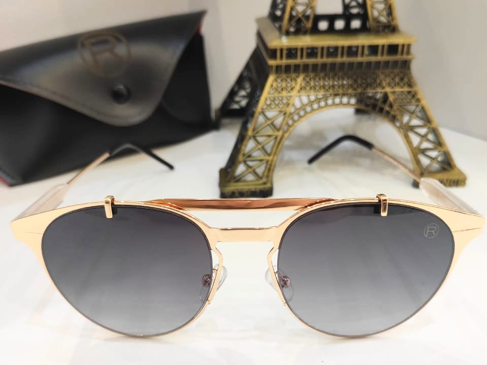 Óculos Solar Feminino Rafalu A023 R48-637
