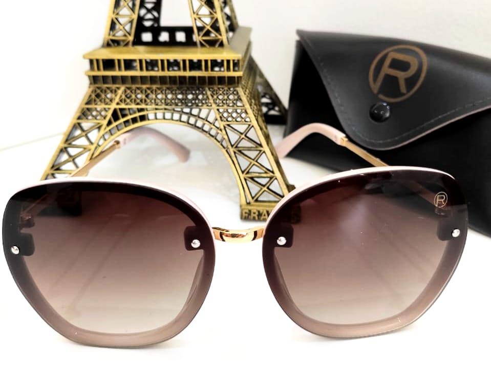 Óculos Solar Feminino Rafalu SLC0028B