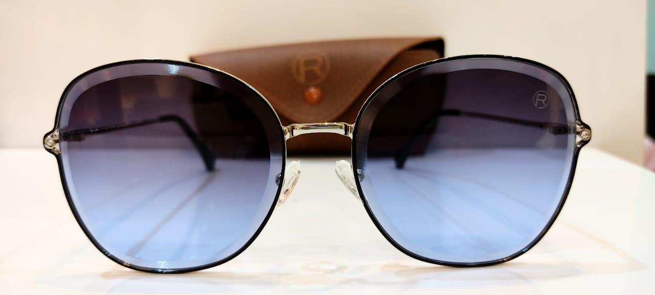 Óculos Solar Feminino Rafalu SLP0014P