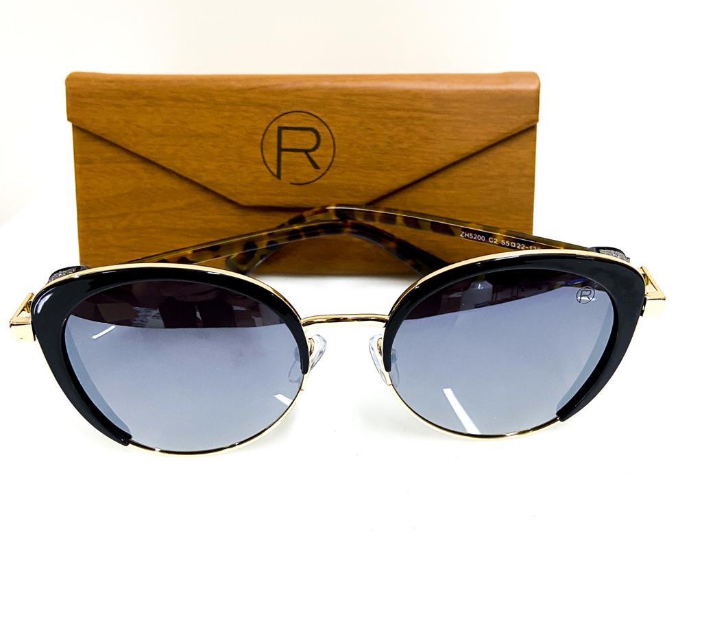Óculos Solar Feminino Rafalu ZH5200 C2