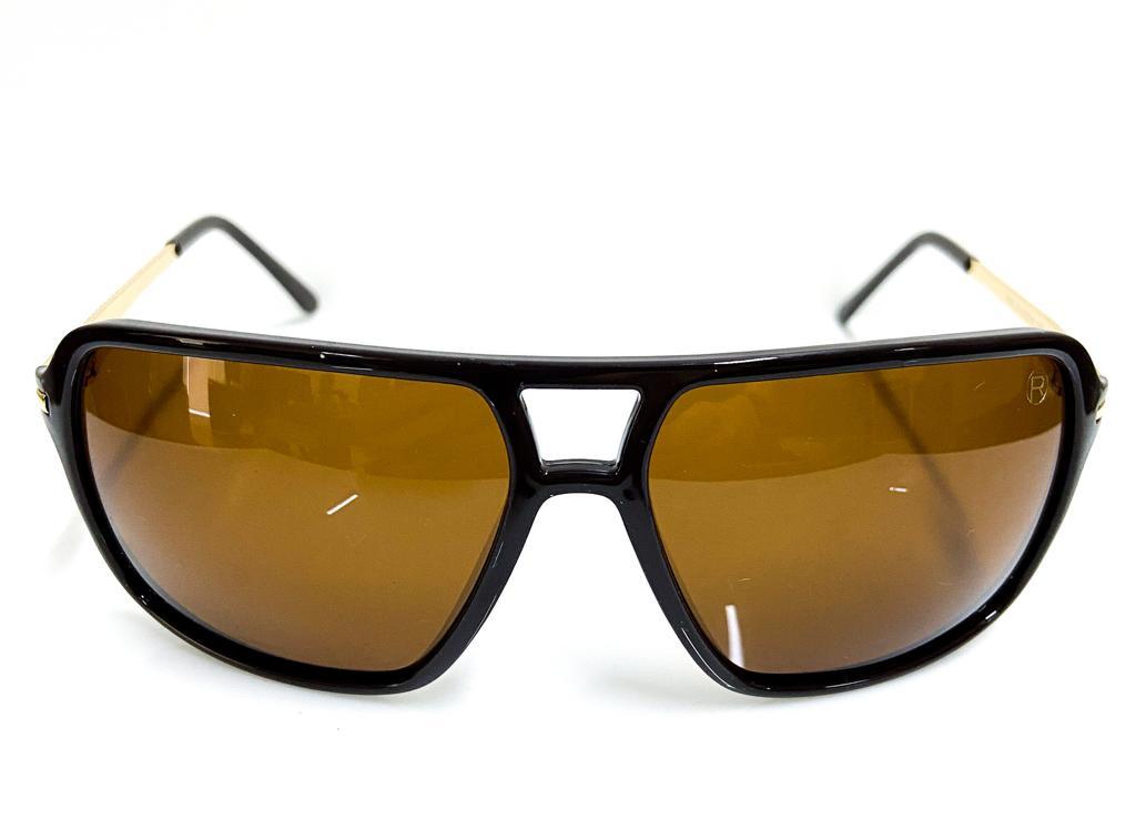 Óculos Solar Masculino Polarizado Rafalu 162S C4