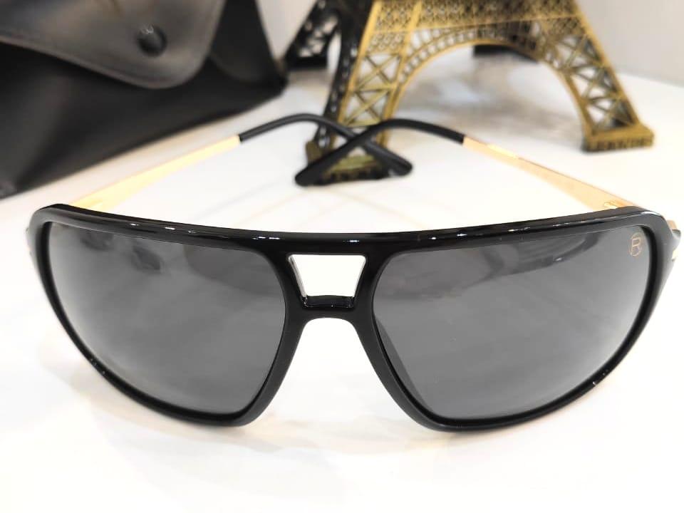 Óculos Solar Masculino Polarizado Rafalu 162S C2