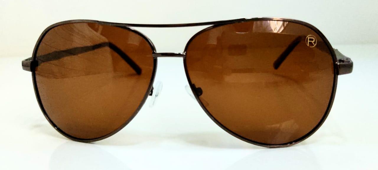 Óculos Solar Masculino Rafalu 3045 58-11-125 M