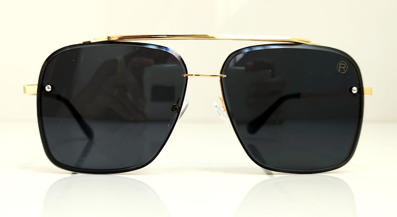 Óculos Solar Masculino Rafalu HT1295 C5