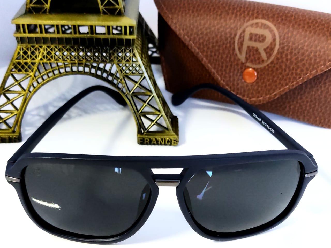 Óculos Solar Masculino Rafalu 29314P 58-14-140 A