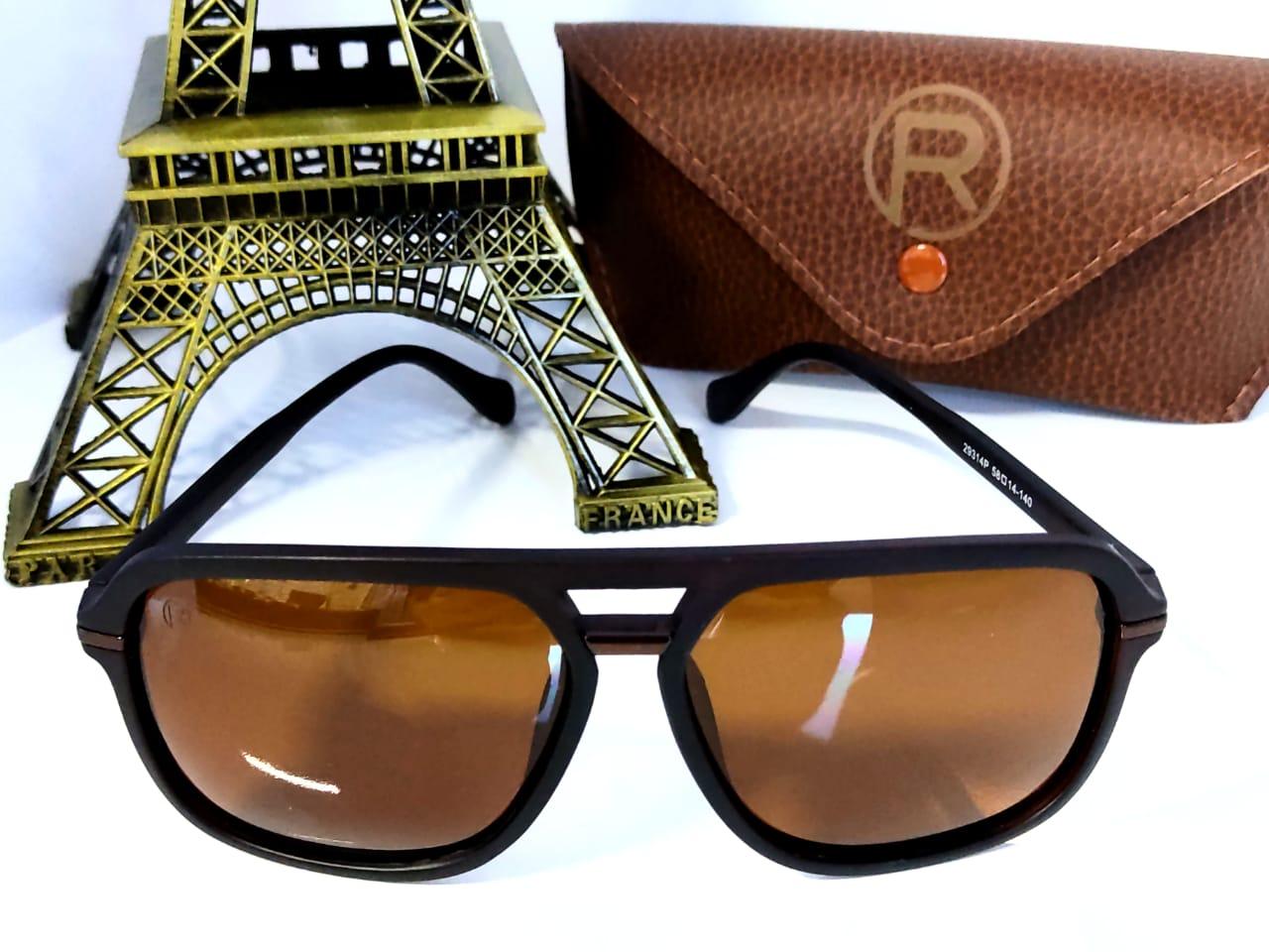 Óculos Solar Masculino Rafalu 29314P 58-14-140 M