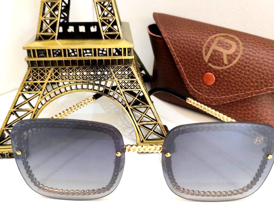 Óculos Solar Rafalu HT0989 C1