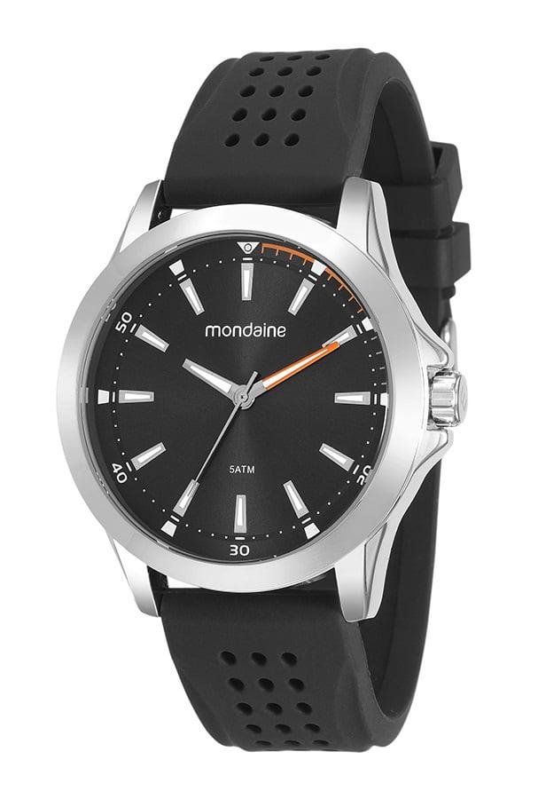 Relógio Mondaine Masculino Pulseira em Silicone 99187G0MVNI2