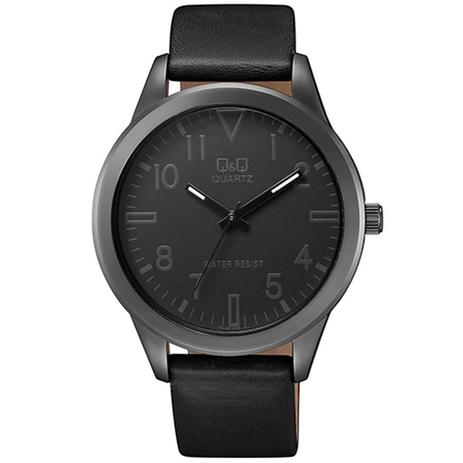 Relógio QeQ em Couro Masculino QA52J505Y