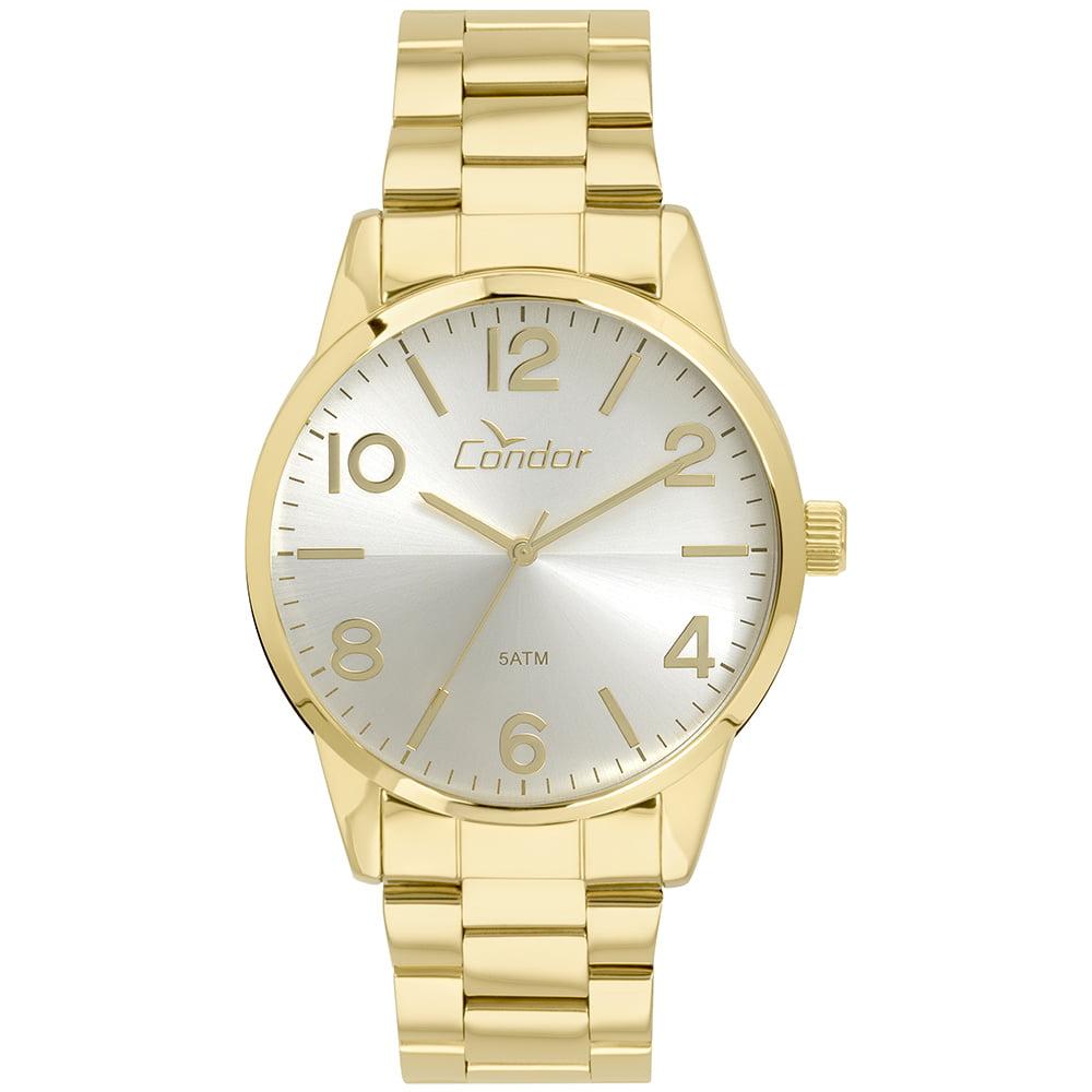 Relógio Condor Feminino Dourado CO2035KVB/4K
