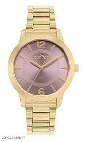 Relógio Condor Feminino Dourado COPC21AEAK/4T