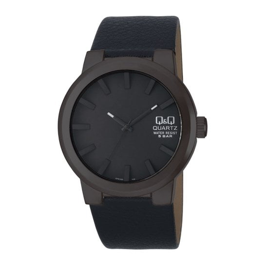 Relógio QeQ em Couro Masculino Q740J502Y