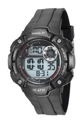 Relógio Speedo Masculino Esportivo Preto 80640G0EVNP1