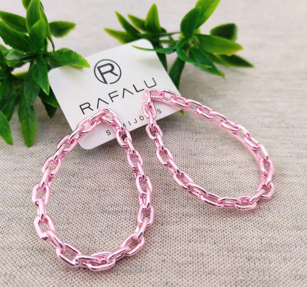 Brinco Pink Collor Rafalu BR0007R - 05 ANOS DE GARANTIA