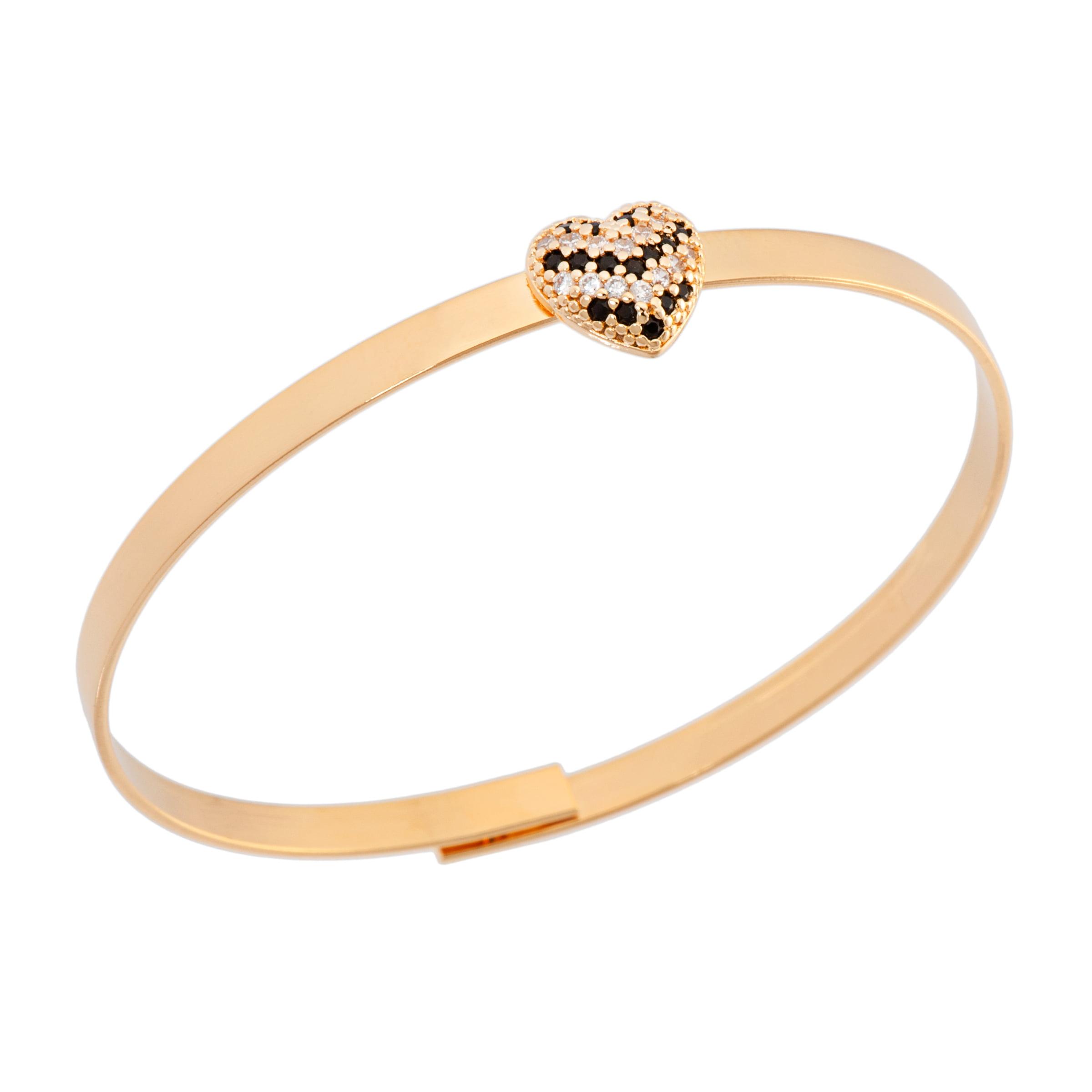 Bracelete Banhado a Ouro Rafalu - PUL0001K