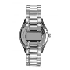 Relógio Todo em Aço Masculino Seculus Prata 23657G0SVNA1