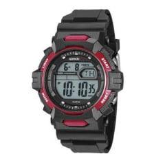 Relógio Speedo Masculino Esportivo Preto 11017G0EVNP1